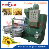 Commercial Production Automatic Edible Screw Seed Oil Press From China