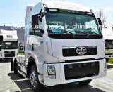 10 wheel tractor truck, tractor head, FAW road tractor