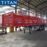 Titan 3 Axle 60t Grain Super Link Semi Trailers