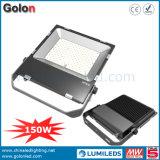 China Supplier Good Price 110lm/W 5 Years Warranty Dimmable Outdoro IP65 Waterproof 150 Watt 150W LED Spotlight