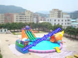 Amusement Inflatable Water Park Inflatable Amusement Water Park (MIC-494)