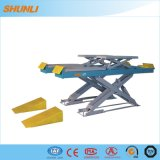 Wheel Alignment Runway Double Level Scissor Lift with Ce Certification