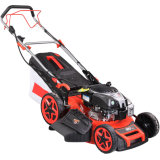 "Newest 20"" 4 in 1 Professional Electric Start Self-Propelled Lawn Mower"