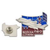 Custom Souvenir Metal Badge as Promotional Gift