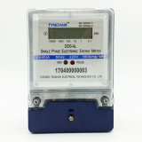 Dds-6L Single Phase Two Wire Energy Meter Instruments