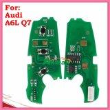 Intelligent Folding Remote Key for Audi A6l Q7 Vvdi2 Mini Remote Programmer 10PCS Lot