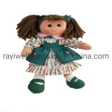 Factory Price Custom Made Plush Toys Fabric Doll