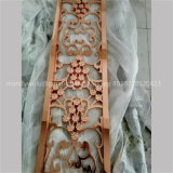 Rose Gold Aluminum Metal Screen Room Divider