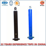Front-End Telescopic Hydraulic Cylinder with Piston Eye for Dump Truck