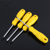 Monochrome Handle Oil Resistant and Sadi-Proof Cross - Shaped Screwdriver