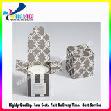 2016 Folding Soft Cardboard Candle Gift Box