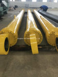 Hydraulic Cylinder for Vertical Lifts Boom Crane Cylinder Cylinder for Truck Body Cranes