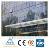 OEM/ODM Aluminum Frame Profile for Curtain Wall with Competitive Price