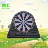 Customized Entertament Sport Games Football Inflatable Dart Board