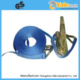 50mm TUV GS Cargo Ratchet Lashing Tie Down Strap Belts