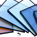 6+12A+6mm Igu Building Material Tempered Glass Insulating Glass Unit, Insulated Glass