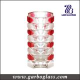 Morden Design Vase in Red Color