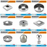 High Quality Solid Casting Stainless Steel Railing End Cap