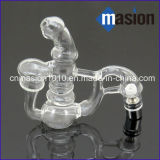 Electronic Cigarette Wax Dry Herb Vaporizer (MP8)