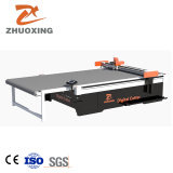 Zhuoxing - Soft Material Cutting Machine with Sorting Table
