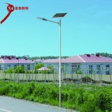 Outdoor High Efficiency Energy Saving Waterproof IP65 LED Solar Street Lamp with Panel