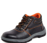 Construction Safety Shoes Work Steel Toe Cap Price in Guangzhou