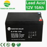 Yangtze 12V 10ah 20hr Lead Acid Yuasa Lead Acid AGM Deep Cycle Time Battery