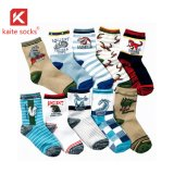 2020 Hot Sale Kids Fleece Boot Sock Socks Children Socks