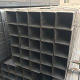 ASTM A500 Q195 Q235 S235jr Cold Rolled / Hot Rolled Black Annealed ERW Welded Hollow Section Square Steel Tube