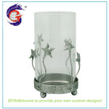 Wholesale 4 Inch Small Glass Tube Menorah Candle Holders