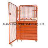 Foldable Steel Roll Container