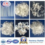 PP Fiber Polypropylene Macro Synthetic Fibre Polyvinyl Alcohol PVA Fiber