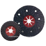 "4.5"" Semi Flex Abrasive Disc for Stone"