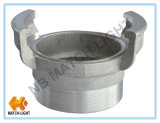 """Dn40 (1-1/2"""") to Dn100 (4"""") Aluminum French Fire Hose Fitting"""