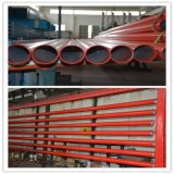HDG Painted Grooved Steel Pipe for Fire Protection