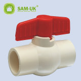 ISO 9001 CPVC Ball Valve, PVC Pipe Check Valve, . Mini Ball Valve with Pipe Fittings