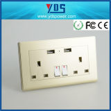 Wholesale Hot Modern Multi Socket with 5V 2.1A USB
