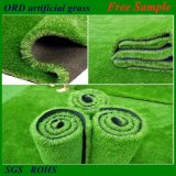 25mm 35mm Landscaping Artificial Grass Green Decorative Synthetic Turf for Garden Lawn Fake Plant
