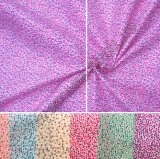 Stock 100%Polyester Printed Microfiber Fabric Width 150cm for Hometextile