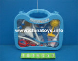 Hot Selling Plastic Doctor Instrucment Toy Set (1046103)