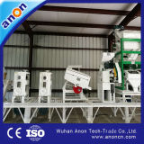 Anon Hot Sale 1.5 Tons Per Hour Automatic Rice Mill Processing Machine
