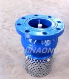 Stainless Steel Screen Foot Valve Check Valve