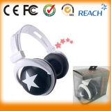 Top Quality Stereo Fashion Customized Logo Headphone