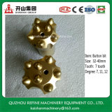 36mm Best Quality Taper Button Bit for Bore Hard Rock