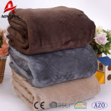 100% Polyester New Design Super Soft Quilting Seam Micromink Sherpa Blanket