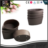 New Design Hand Made Storage Basket PU Leather Gift Baskets (5811)