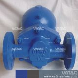 Forged Steel A105/F304/F316 RF Flange Ending Ball Floating Steam Trap