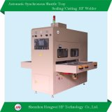 Automatic Toy Blister Packaging Machine Based on Hf Sealing/Cutting Technology