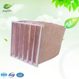 Medium Efficiency Pocket /Bag F7 Fine Air Filter with Micro Glass Fiber for Pharmaceutical and Hospital