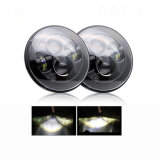 12V LED Headlight Low/High Beam for Motorcycle Jeep Truck LED Headlight